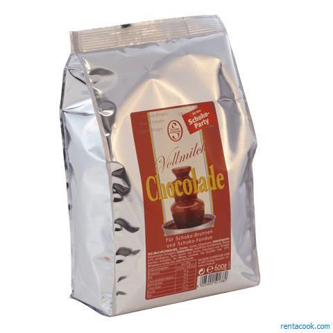 österreichische Milchschokolade Schokolade Für Den Schokobrunnen